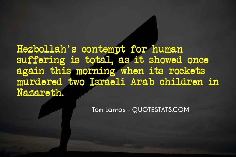 Tom Lantos Quotes #357247