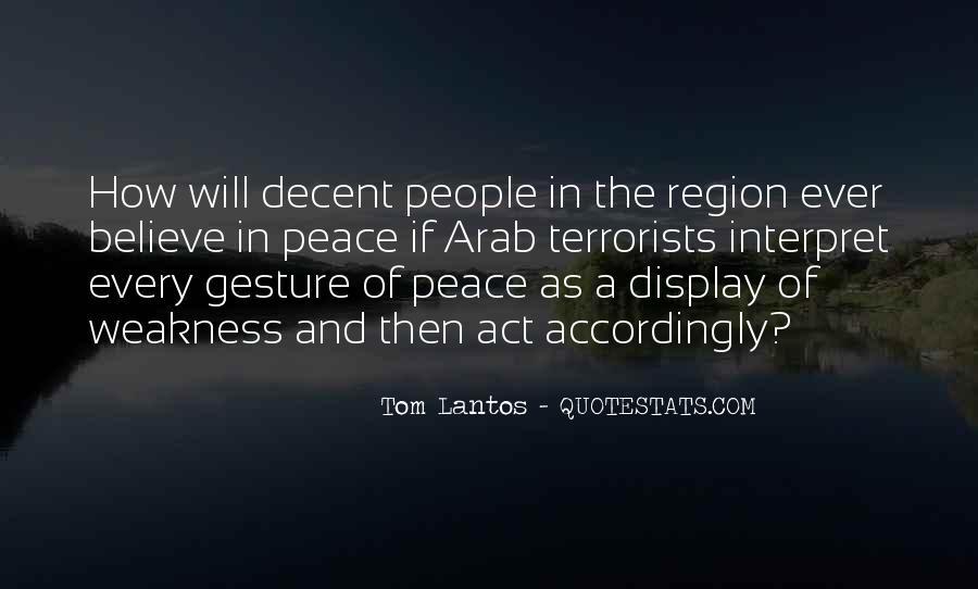 Tom Lantos Quotes #932164