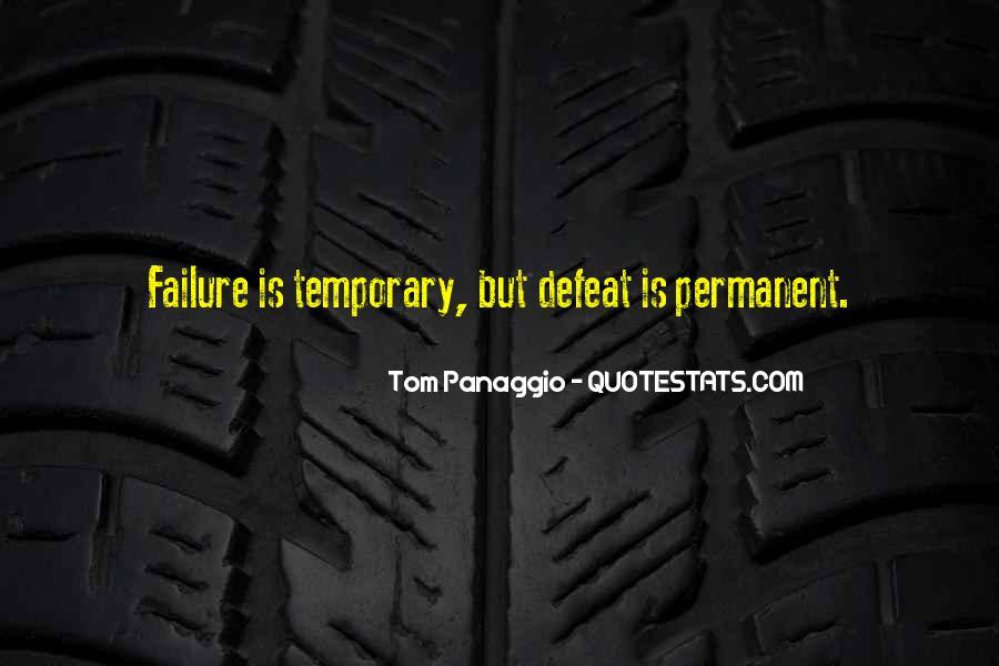 Tom Panaggio Quotes #569761