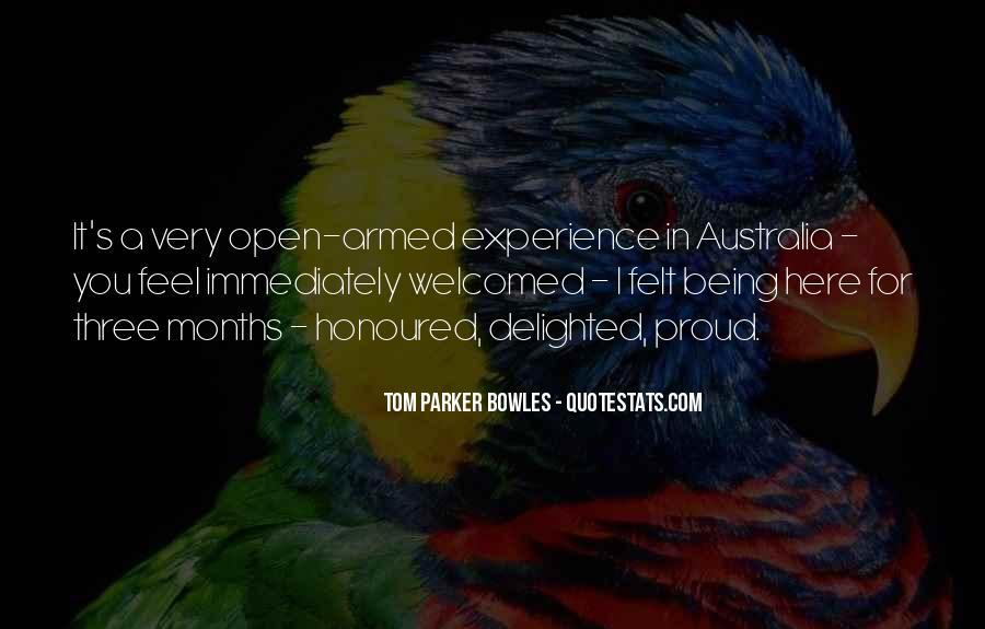 Tom Parker Bowles Quotes #1472865