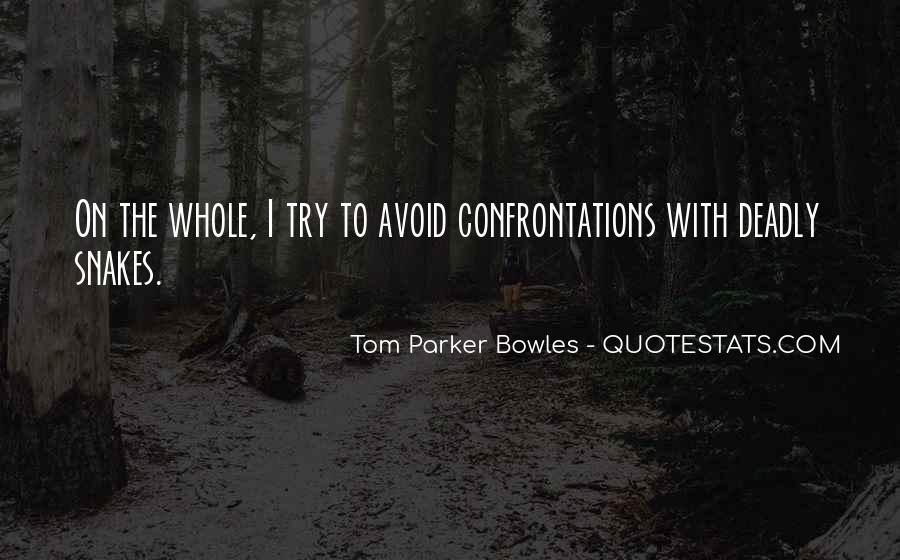Tom Parker Bowles Quotes #1502591