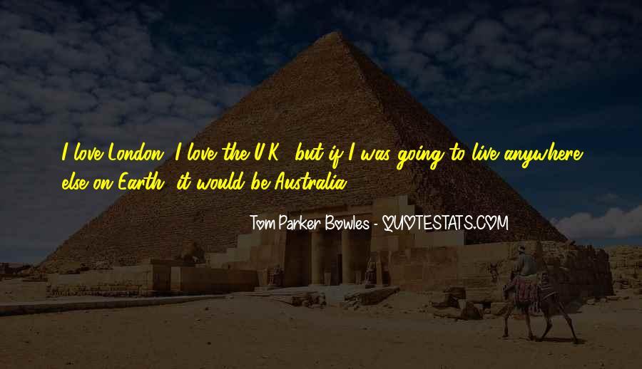 Tom Parker Bowles Quotes #590914
