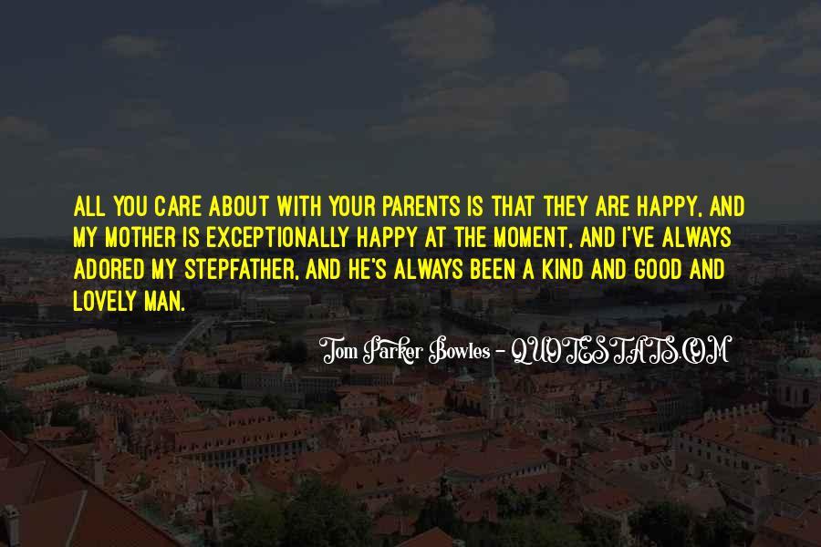 Tom Parker Bowles Quotes #883772