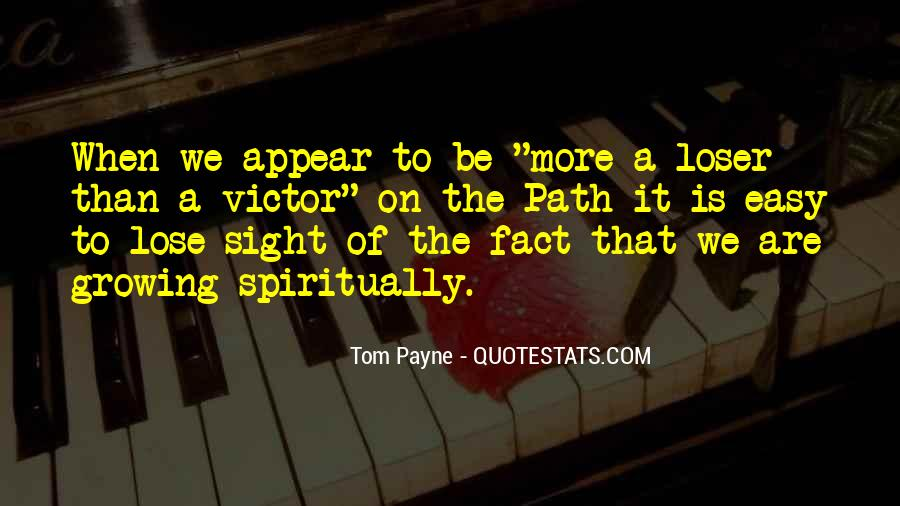Tom Payne Quotes #360894
