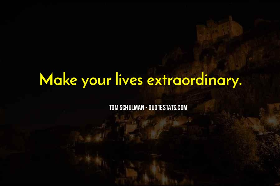 Tom Schulman Quotes #1612181