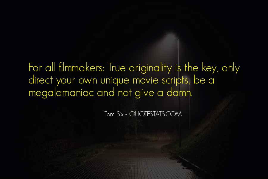 Tom Six Quotes #1577860