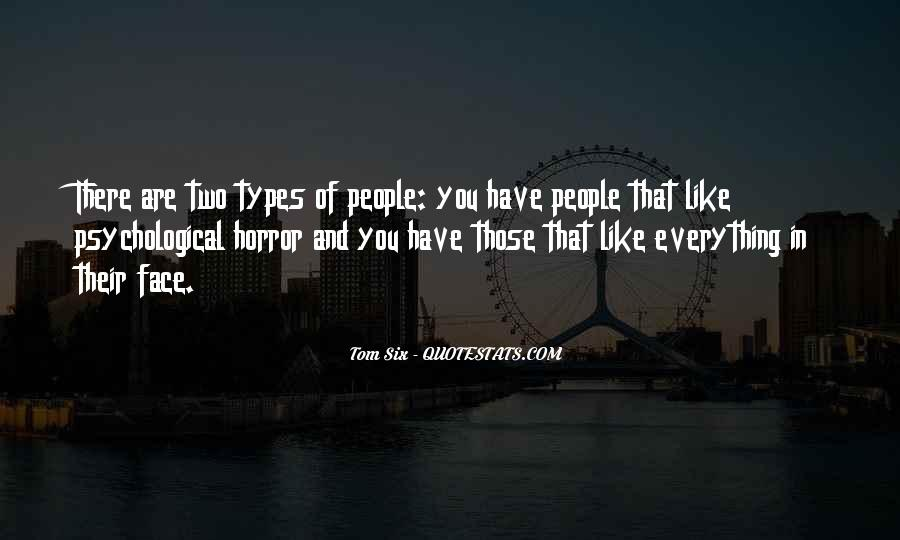 Tom Six Quotes #264695
