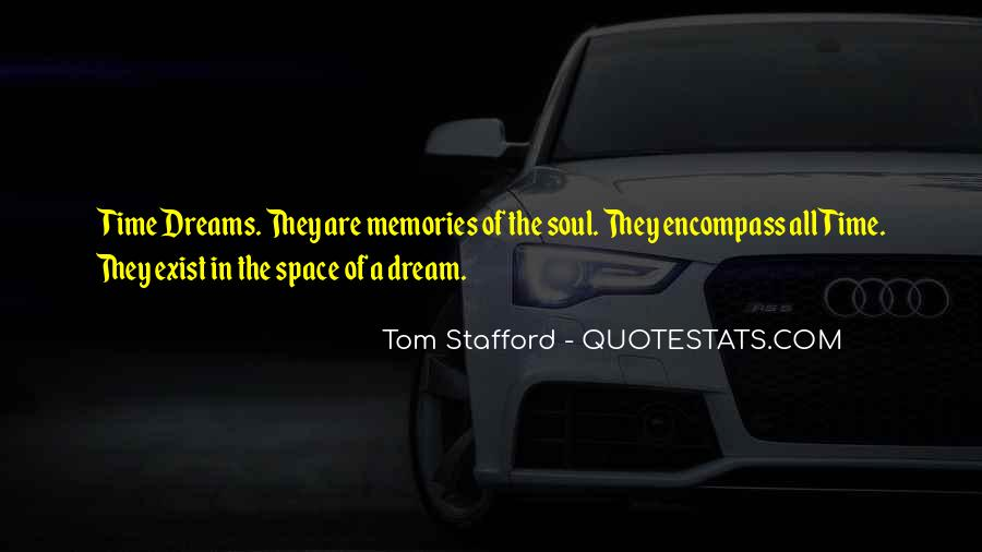 Tom Stafford Quotes #453921