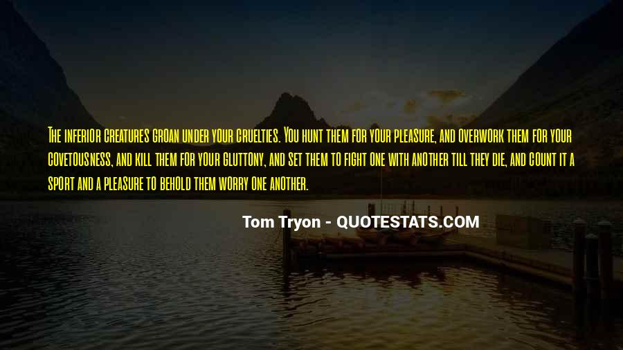 Tom Tryon Quotes #1548404