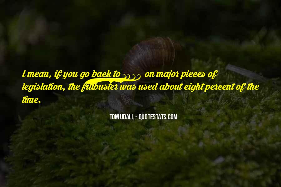 Tom Udall Quotes #1321489