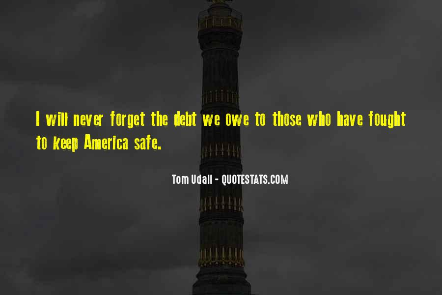 Tom Udall Quotes #648577