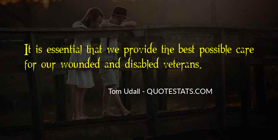 Tom Udall Quotes #768207