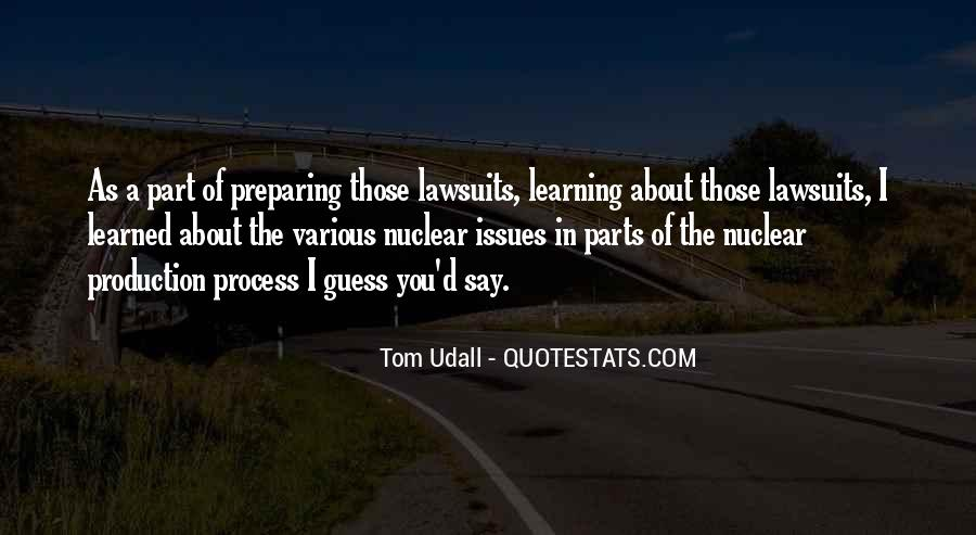 Tom Udall Quotes #817998