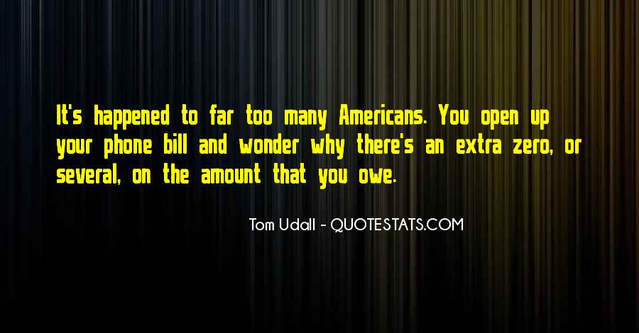 Tom Udall Quotes #869839