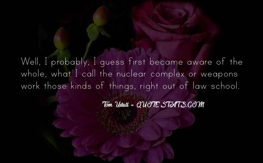 Tom Udall Quotes #926936