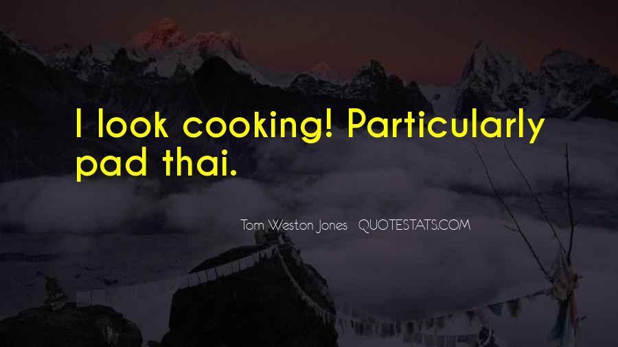 Tom Weston-Jones Quotes #616155