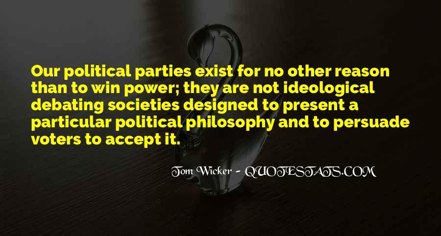 Tom Wicker Quotes #1155305