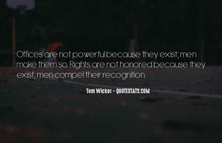 Tom Wicker Quotes #1662490