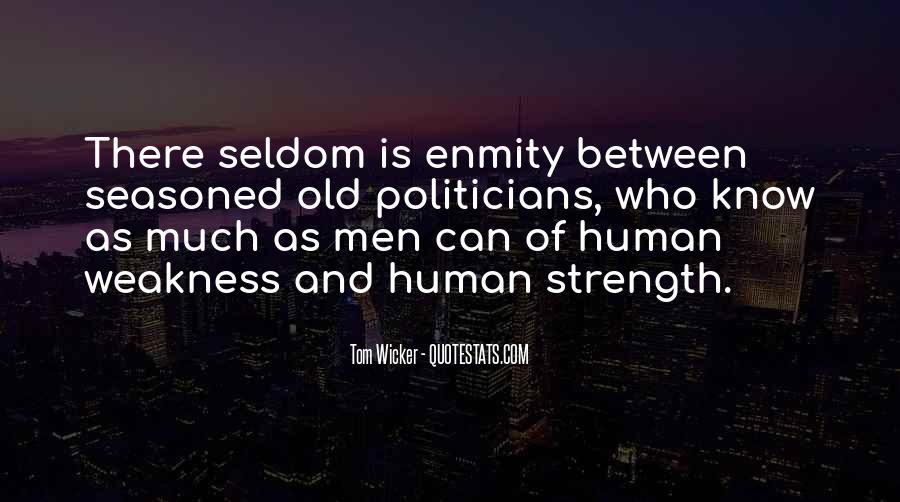 Tom Wicker Quotes #540570