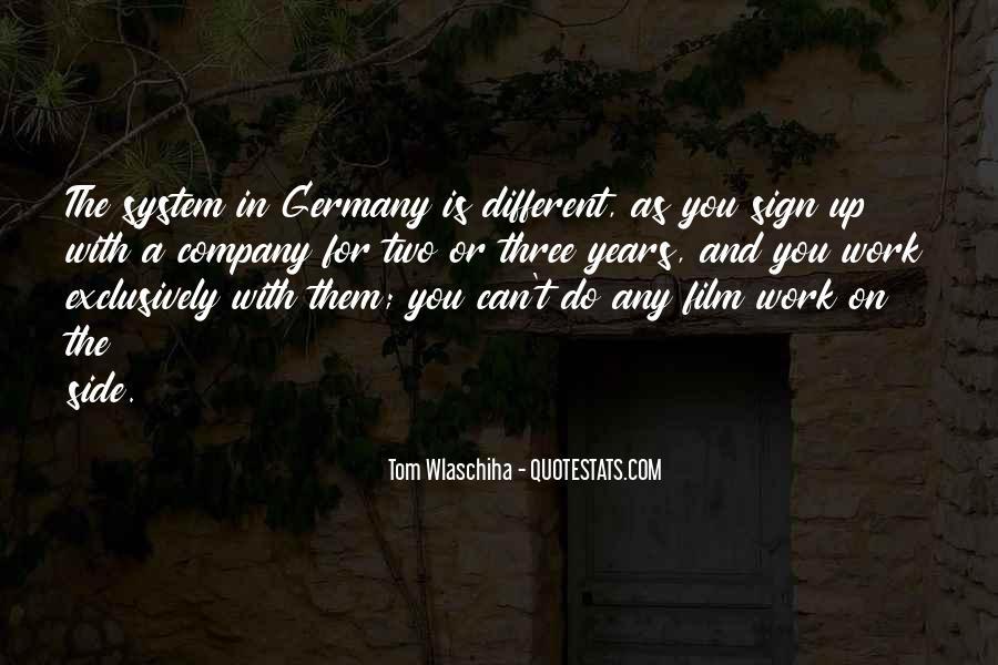 Tom Wlaschiha Quotes #1502428
