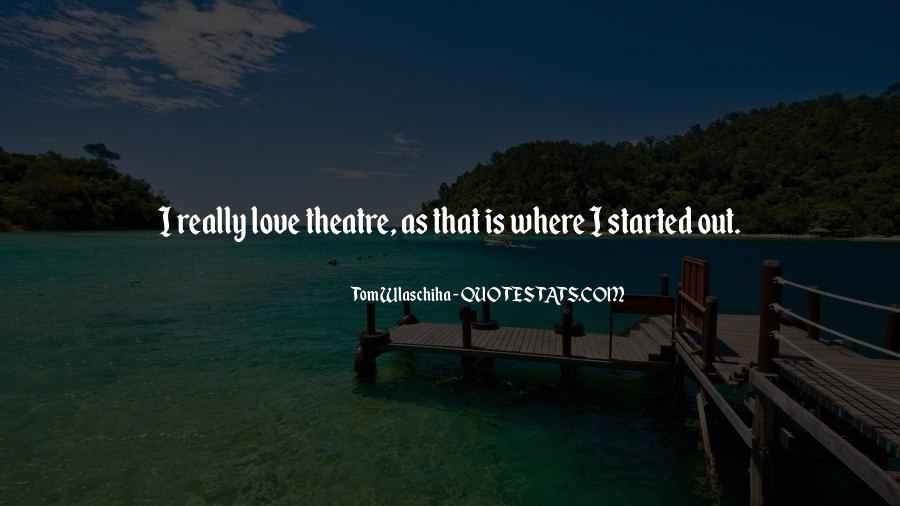 Tom Wlaschiha Quotes #464882