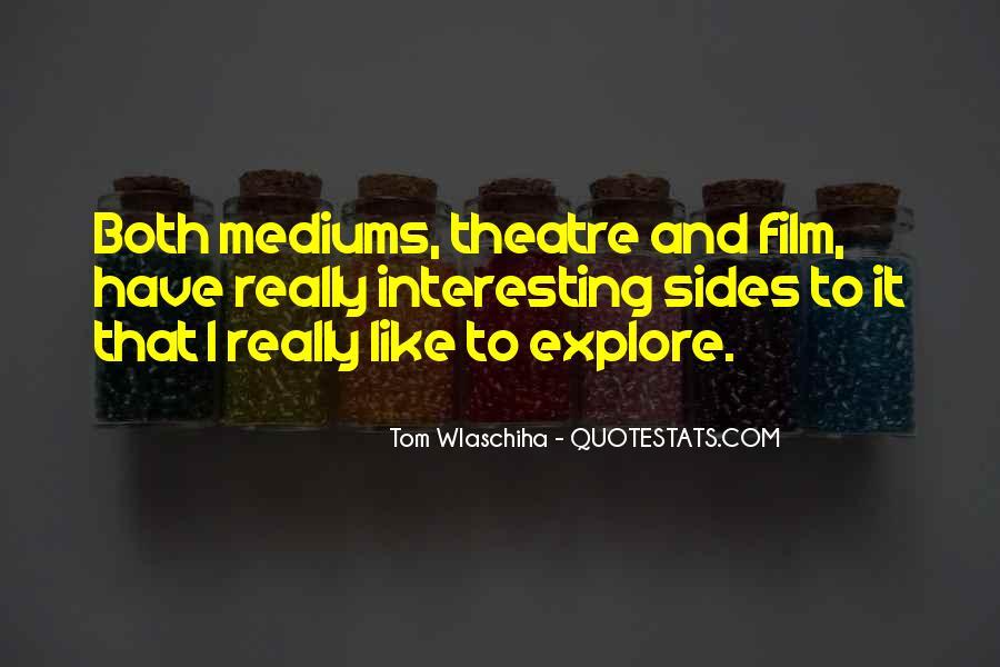 Tom Wlaschiha Quotes #565693