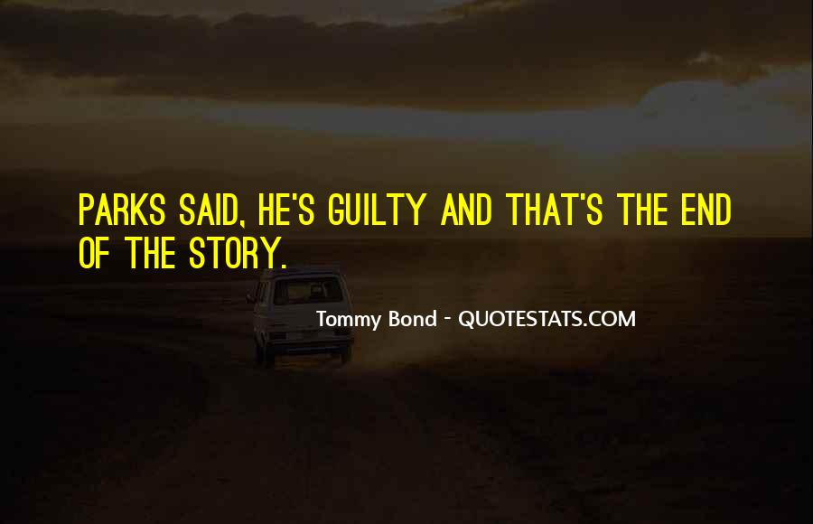 Tommy Bond Quotes #1430491
