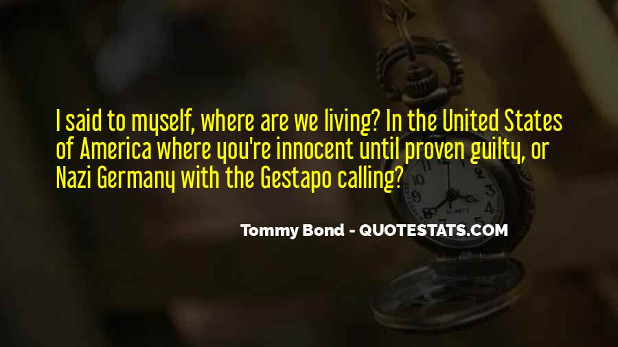 Tommy Bond Quotes #551585