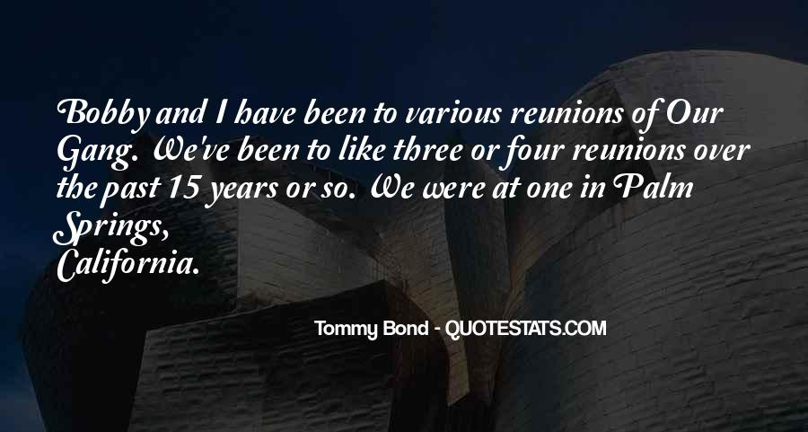 Tommy Bond Quotes #565644