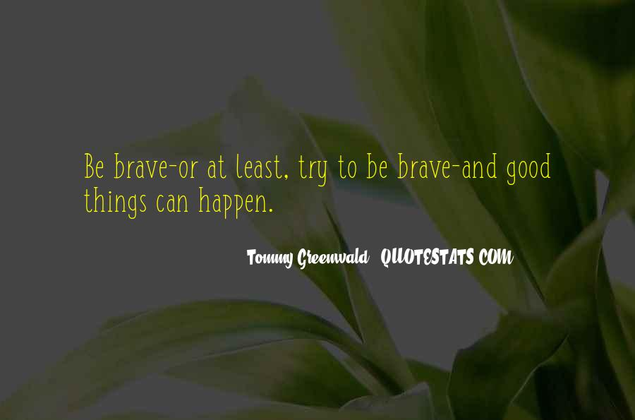 Tommy Greenwald Quotes #1825976