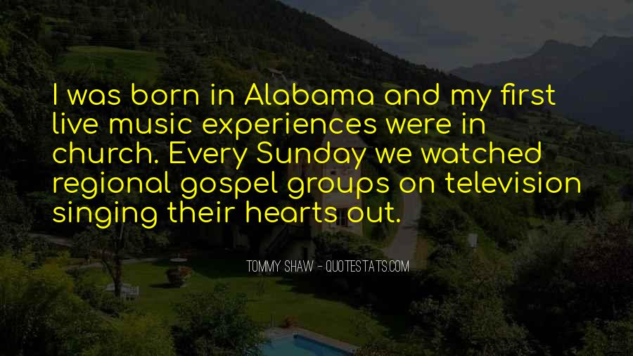 Tommy Shaw Quotes #274199