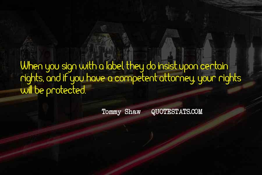 Tommy Shaw Quotes #405315