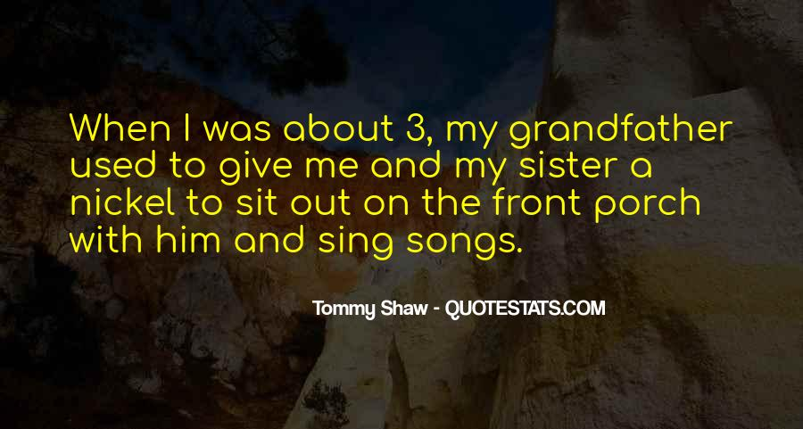 Tommy Shaw Quotes #746865