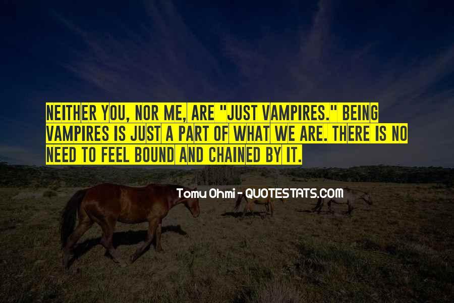 Tomu Ohmi Quotes #26185
