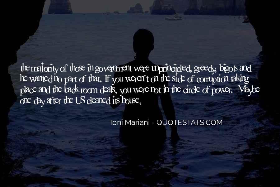 Toni Mariani Quotes #1262612