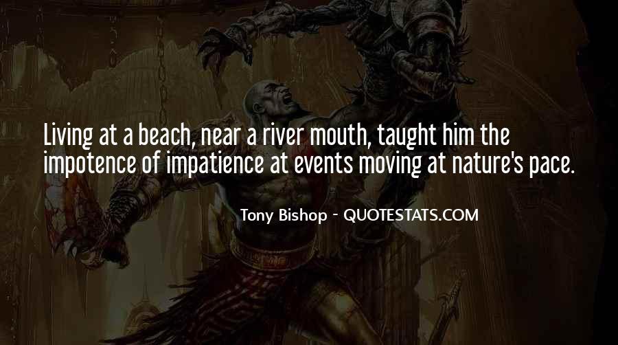 Tony Bishop Quotes #1195825