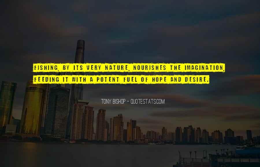Tony Bishop Quotes #1631226