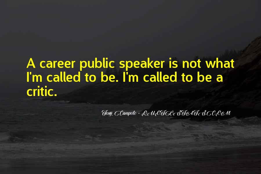 Tony Campolo Quotes #1108266