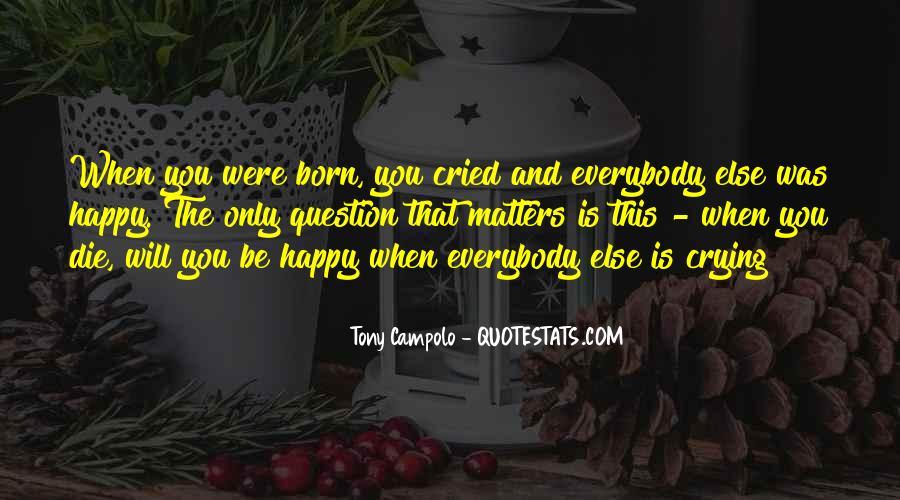 Tony Campolo Quotes #1109510