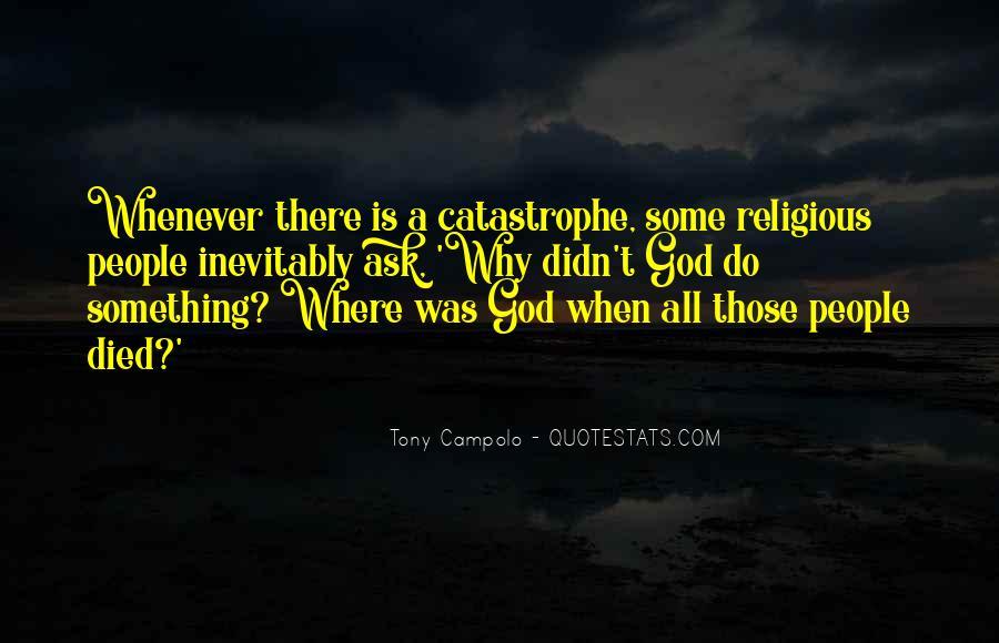 Tony Campolo Quotes #1111942