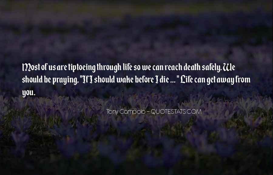 Tony Campolo Quotes #113951