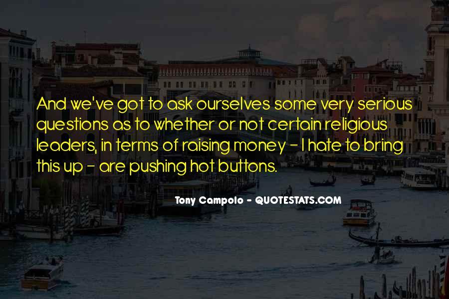 Tony Campolo Quotes #1144056