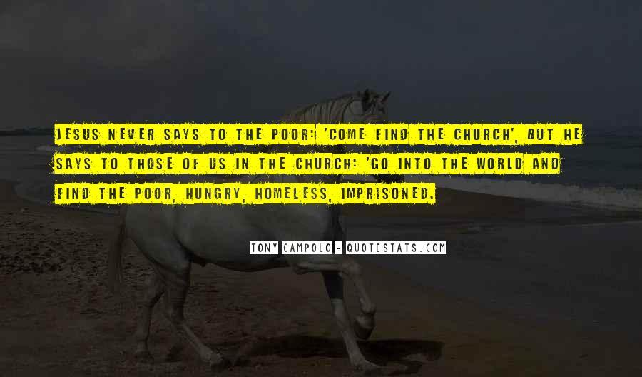Tony Campolo Quotes #1175874