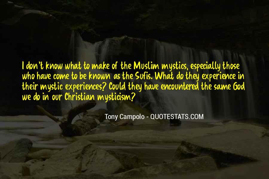 Tony Campolo Quotes #1209982