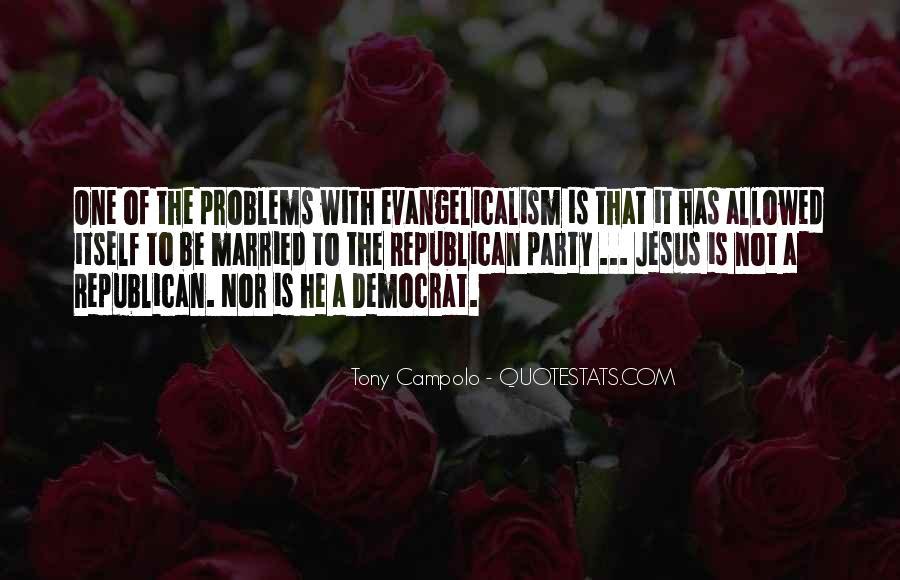 Tony Campolo Quotes #1217829