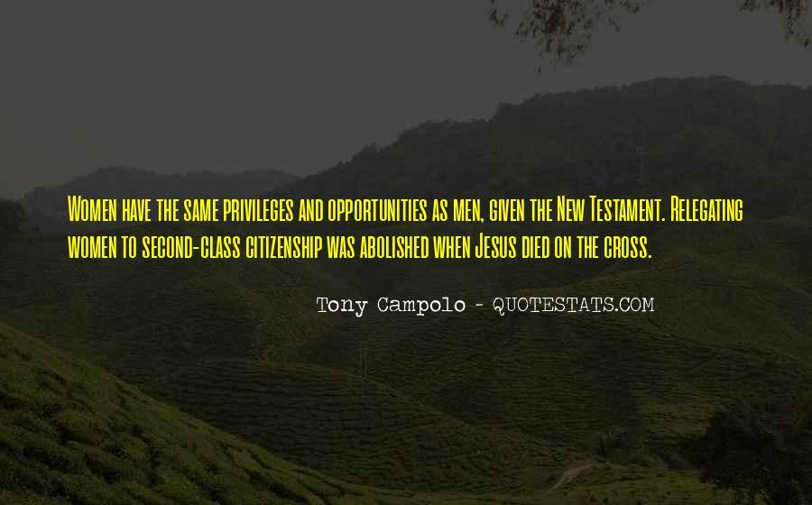 Tony Campolo Quotes #1242364