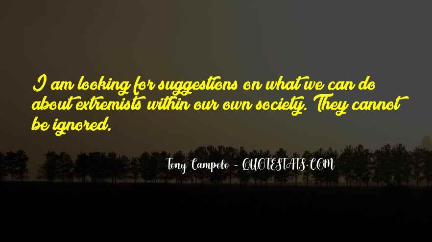 Tony Campolo Quotes #1309464