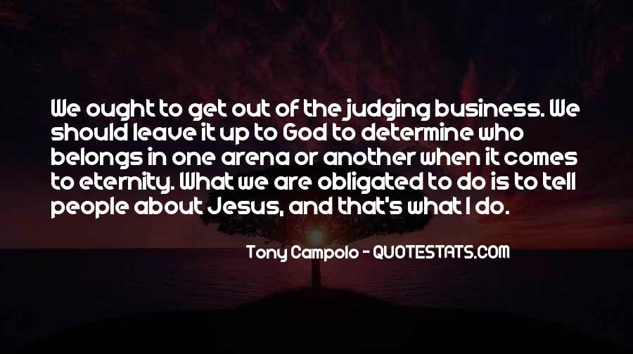 Tony Campolo Quotes #1348277