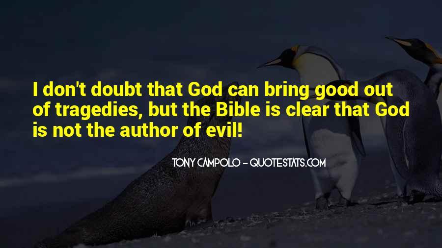 Tony Campolo Quotes #1359602