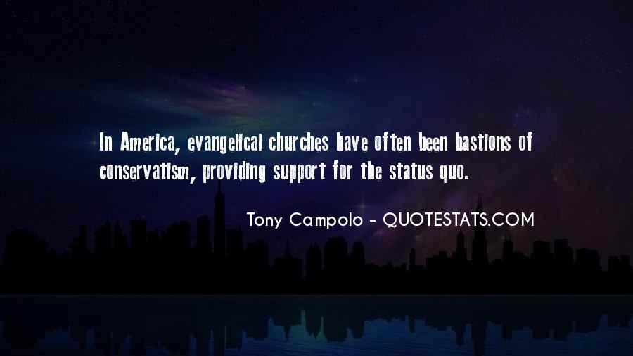 Tony Campolo Quotes #1473945